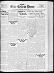 State College Times, January 5, 1933 by San Jose State University, School of Journalism and Mass Communications