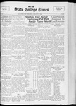 State College Times, January 19, 1933 by San Jose State University, School of Journalism and Mass Communications