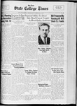 State College Times, February 1, 1933 by San Jose State University, School of Journalism and Mass Communications