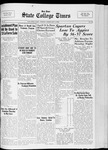 State College Times, February 3, 1933 by San Jose State University, School of Journalism and Mass Communications