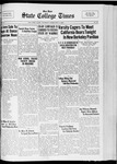 State College Times, February 7, 1933 by San Jose State University, School of Journalism and Mass Communications