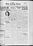 State College Times, February 9, 1933 by San Jose State University, School of Journalism and Mass Communications