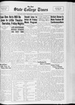 State College Times, February 15, 1933 by San Jose State University, School of Journalism and Mass Communications