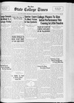 State College Times, February 16, 1933 by San Jose State University, School of Journalism and Mass Communications