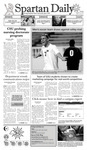 Spartan Daily (September 29, 2009)