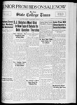 State College Times, March 1, 1933 by San Jose State University, School of Journalism and Mass Communications