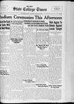 State College Times, March 2, 1933 by San Jose State University, School of Journalism and Mass Communications