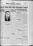 State College Times, March 7, 1933 by San Jose State University, School of Journalism and Mass Communications