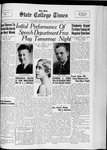 State College Times, March 8, 1933 by San Jose State University, School of Journalism and Mass Communications