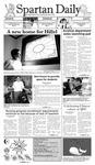 Spartan Daily September 30, 2009