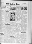 State College Times, March 27, 1933 by San Jose State University, School of Journalism and Mass Communications