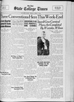 State College Times, April 7, 1933 by San Jose State University, School of Journalism and Mass Communications