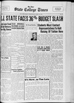State College Times, April 12, 1933 by San Jose State University, School of Journalism and Mass Communications