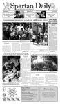 Spartan Daily October 1, 2009