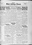 State College Times, April 13, 1933 by San Jose State University, School of Journalism and Mass Communications