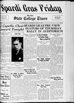 State College Times, April 19, 1933 by San Jose State University, School of Journalism and Mass Communications