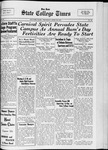 State College Times, April 20, 1933 by San Jose State University, School of Journalism and Mass Communications