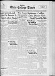 State College Times, April 27, 1933 by San Jose State University, School of Journalism and Mass Communications