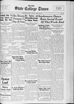 State College Times, April 28, 1933 by San Jose State University, School of Journalism and Mass Communications