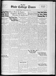 State College Times, May 2, 1933 by San Jose State University, School of Journalism and Mass Communications