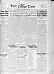 State College Times, May 3, 1933 by San Jose State University, School of Journalism and Mass Communications