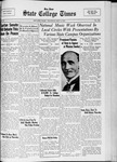 State College Times, May 4, 1933 by San Jose State University, School of Journalism and Mass Communications