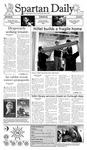 Spartan Daily October 6, 2009