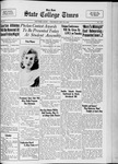State College Times, May 18, 1933 by San Jose State University, School of Journalism and Mass Communications