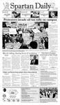 Spartan Daily October 13, 2009