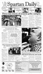 Spartan Daily October 14, 2009