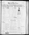 State College Times, November 28, 1933 by San Jose State University, School of Journalism and Mass Communications
