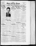 State College Times, January 4, 1934 by San Jose State University, School of Journalism and Mass Communications
