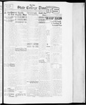 State College Times, January 5, 1934 by San Jose State University, School of Journalism and Mass Communications