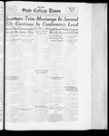 State College Times, February 5, 1934 by San Jose State University, School of Journalism and Mass Communications