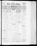 State College Times, February 14, 1934 by San Jose State University, School of Journalism and Mass Communications