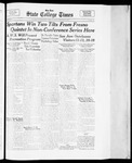 State College Times, February 19, 1934 by San Jose State University, School of Journalism and Mass Communications