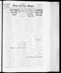 State College Times, February 20, 1934 by San Jose State University, School of Journalism and Mass Communications