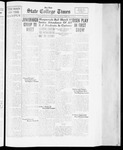 State College Times, February 27, 1934 by San Jose State University, School of Journalism and Mass Communications