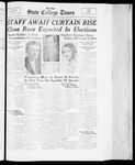 State College Times, February 28, 1934 by San Jose State University, School of Journalism and Mass Communications