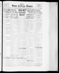 State College Times, March 5, 1934 by San Jose State University, School of Journalism and Mass Communications