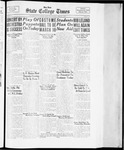 State College Times, March 7, 1934 by San Jose State University, School of Journalism and Mass Communications