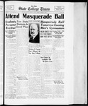 State College Times, March 9, 1934 by San Jose State University, School of Journalism and Mass Communications