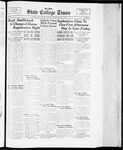 State College Times, March 15, 1934 by San Jose State University, School of Journalism and Mass Communications