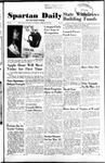 Spartan Daily, February 28, 1952 by San Jose State University, School of Journalism and Mass Communications