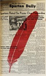 Spartan Daily, October 8, 1948 by San Jose State University, School of Journalism and Mass Communications