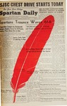 Spartan Daily, October 11, 1948 by San Jose State University, School of Journalism and Mass Communications