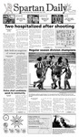 Spartan Daily (November 2, 2009)