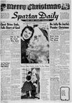 Spartan Daily, December 20, 1957