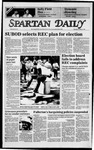 Spartan Daily, October 11, 1984