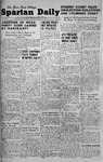 Spartan Daily, March 11, 1947 by San Jose State University, School of Journalism and Mass Communications